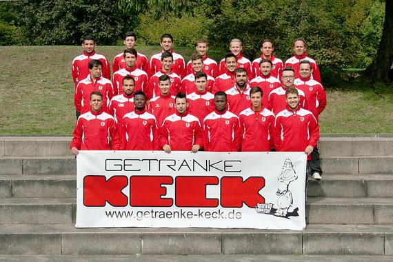 Sportvg I - Saison 2012/2013