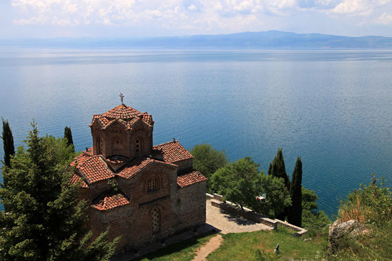Lake of Ohrid