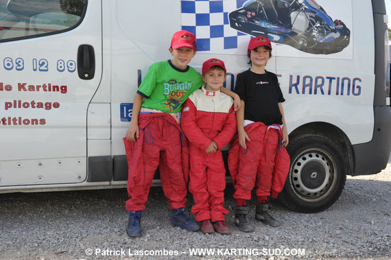 team race kids