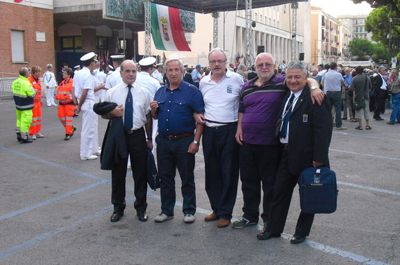 RADUNO NAZIONALE A.N.M.I. - GAETA 2011