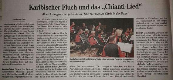 Heilbronner Stimme 04. April 2017