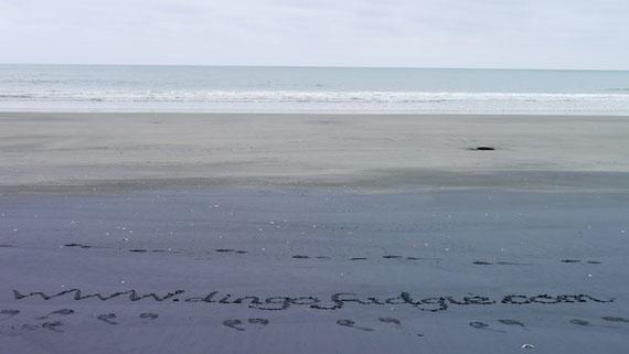 Playa Negro, Mompiche, Ecuador