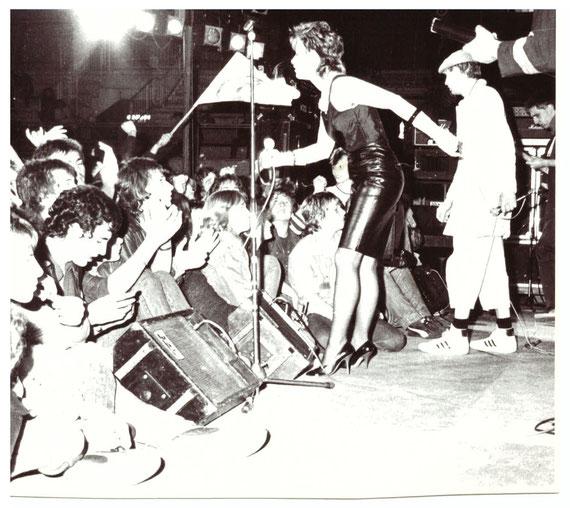 FEE - Show Eissporthalle Salzgitter Lebenstedt / 11. Mai 1983