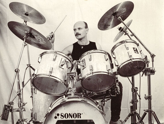 FEE - Sonor Endorser Reinhard Lewitzki