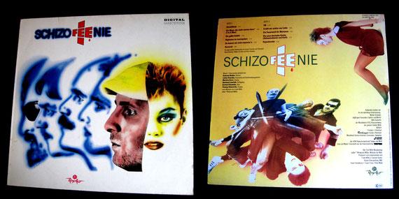 """LP """"SchizoFEEnie"""""""