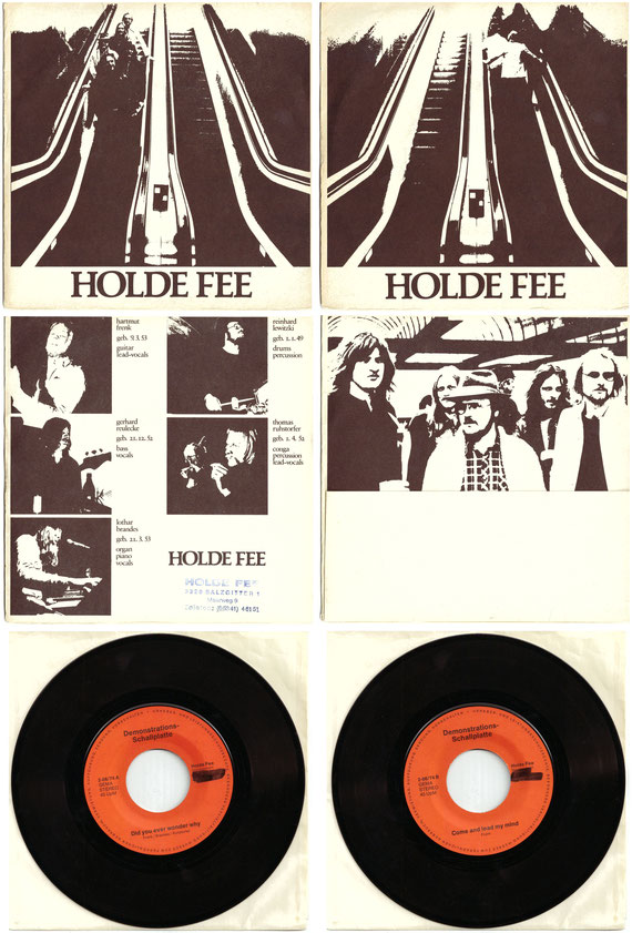 Holde Fee - Erste Demo Single