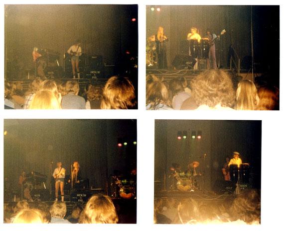 Holde Fee - Konzertort leider unbekannt... . Mitte 70'er.