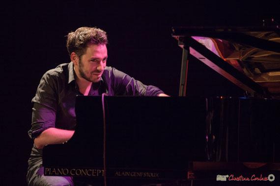 Rémi Panossian, RP3 Trio, Festival JAZZ360, Cénac, 09/06/2017
