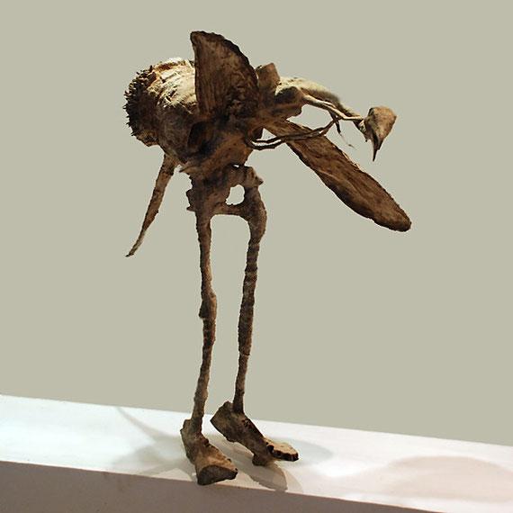 Amador Vallina: La Gaviota, 2009, Skulptur - Escultura, Sculpture