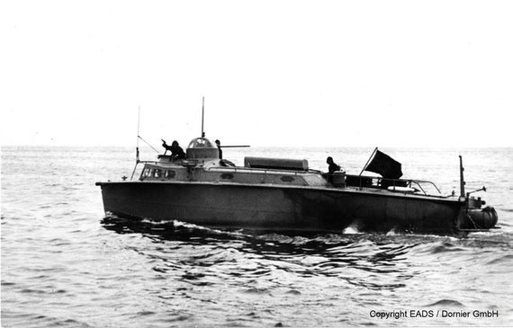 LS-Boot in der Version Torpedos - Foto: EADS/Dornier GmbH
