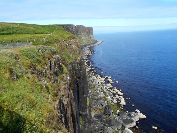 The Kilt Rock (Isle of Skye)