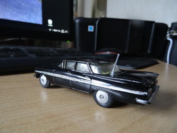 CHEVROLET Impala (Série 2 / 1959-1960)