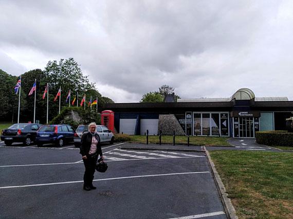 Le Musée de la Bataille de Normandie