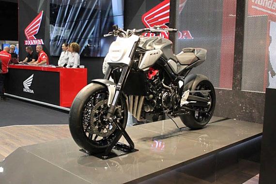 Concept HONDA CB650R