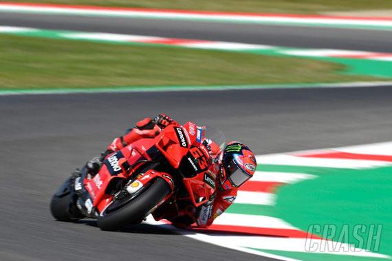 Francesco au MUGELLO (FP2)