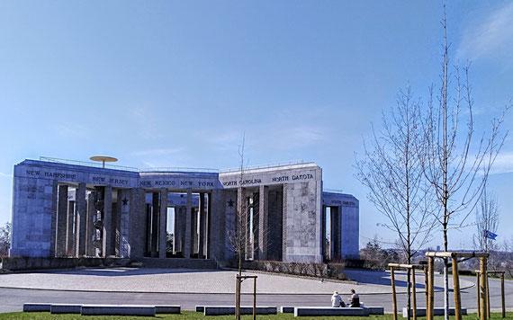 Mémorial du Mardasson BASTOGNE