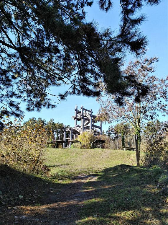 Tour-observatoire de la Plaine de Californie