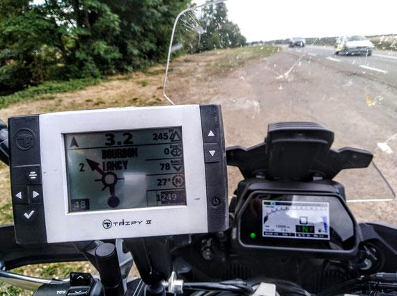 10.000 km pour une Tracer qui n'a pas encore 6 mois !!