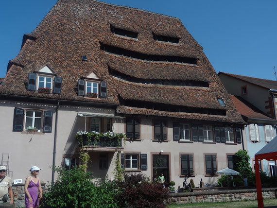 WISSEMBOURG, la Maison du Sel (photo de Jacques)