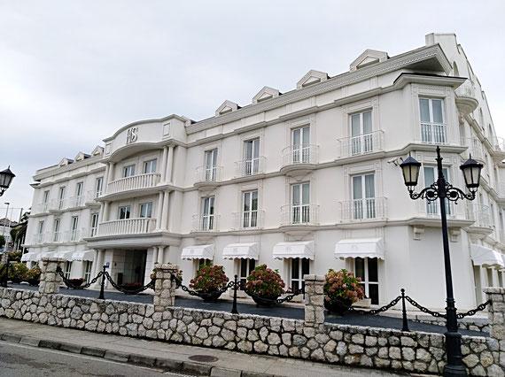 Le Gran Hotel de Suancès _