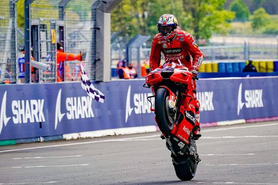 Victoire de Jack MILLER au Mans