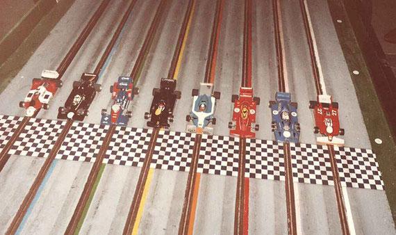 Grand Prix de Thoiry 1984 Série F 1 n° 3