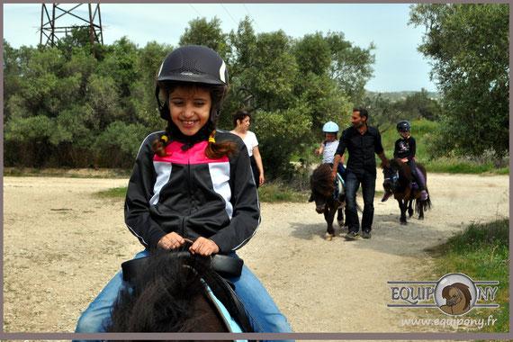 equipony Balade à poney