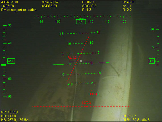 Picture 4. Screenshot of operating monitor