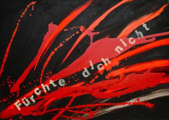 Fürchte dich nicht II 2012 Heidi Esch