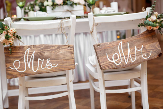 rustic wedding shop