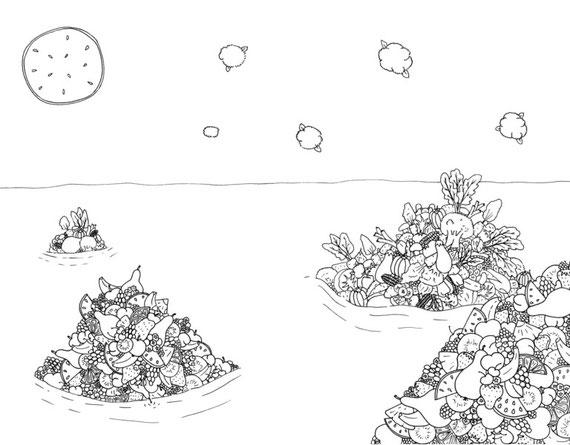Beatrice Winkel - Trixilie's Fruit Islands