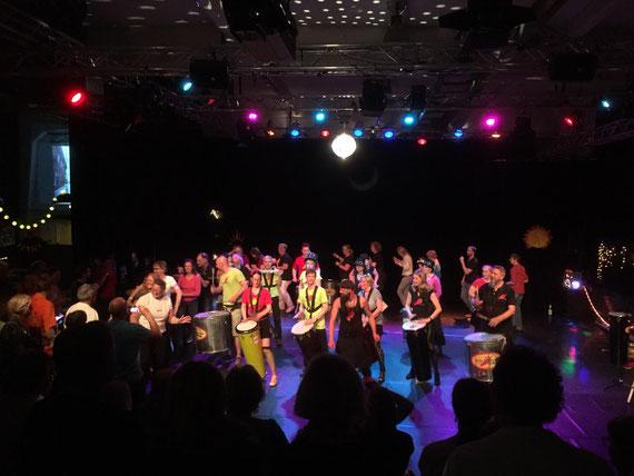20 Jahre Red Hot Knipp - Sambagruppe Bremen