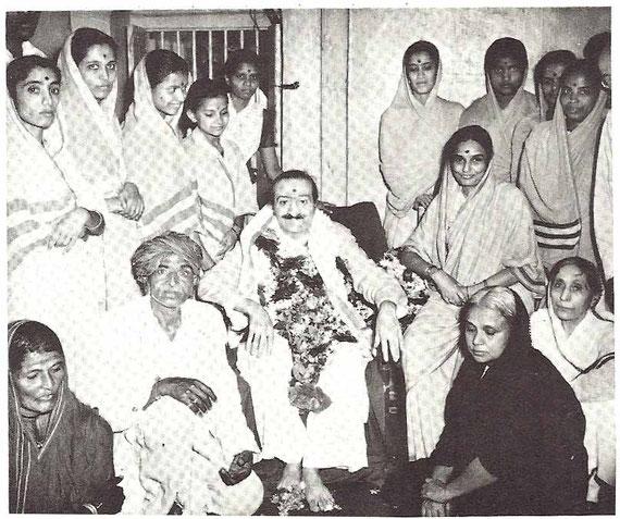 20th September,1954 - Sakori, India
