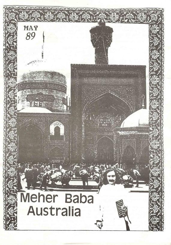Baba's visit to Mashad, Iran