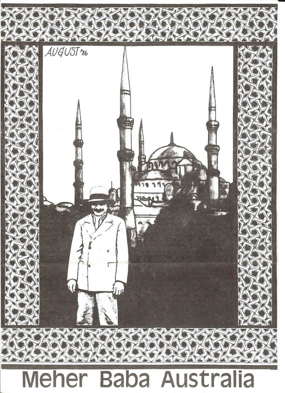 Baba's visit to Istanbul ( Constantinople )