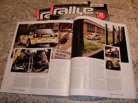Rallye Magazin- September