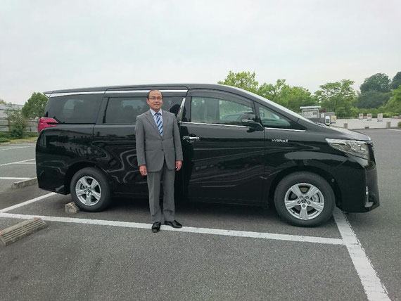 トヨタ・アルファード(ALPHARD)  <2016.6.4~車種変更>