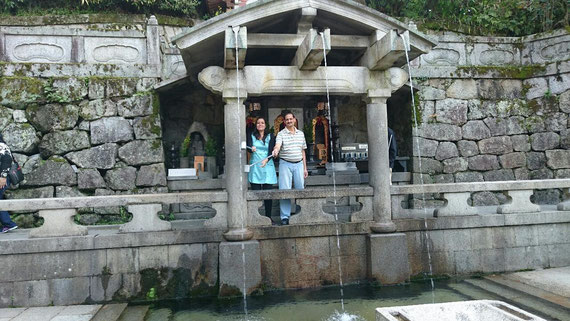 清水寺(北法相宗大本山)音羽の滝