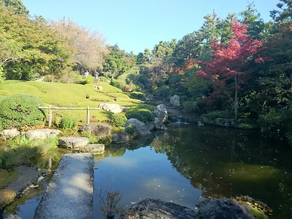 昭和の名園 禅のお寺のお庭