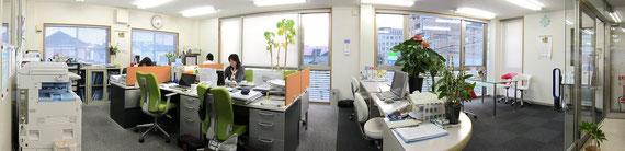 事務所内(2階)