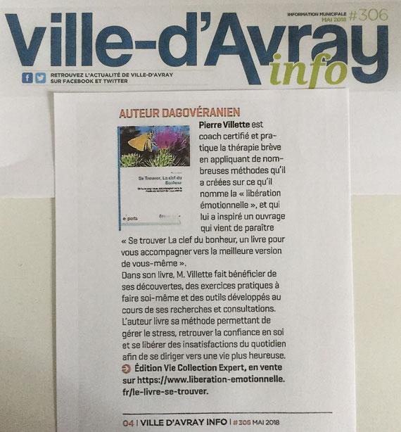 VILLE D'AVRAY TROUVE LA CLEF DU BONHEUR