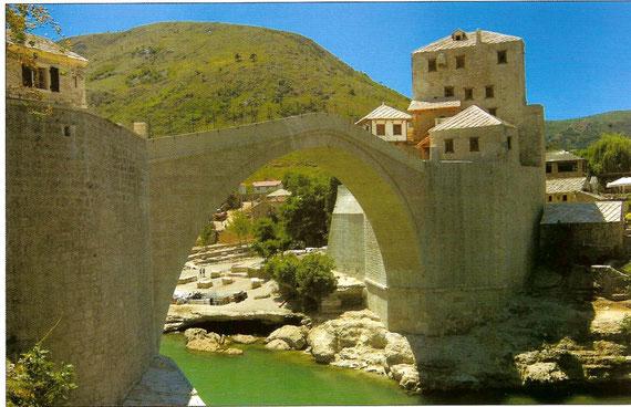Mostar heute
