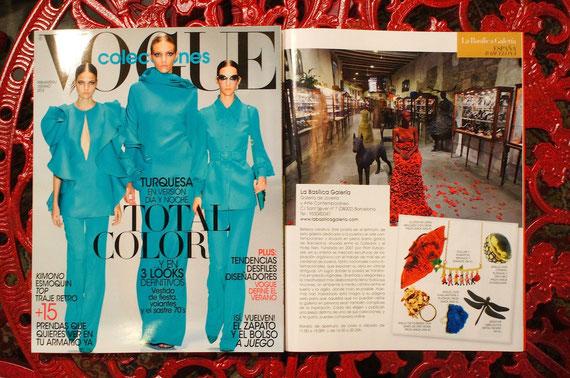 spanische Vogue 2013