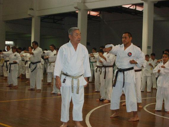 Shihan Mikami (JKA-WF) 2009
