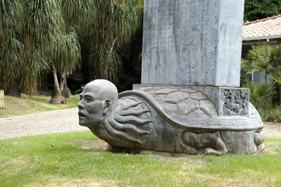 Gui Tuo Bei (2001), Zhang Huan