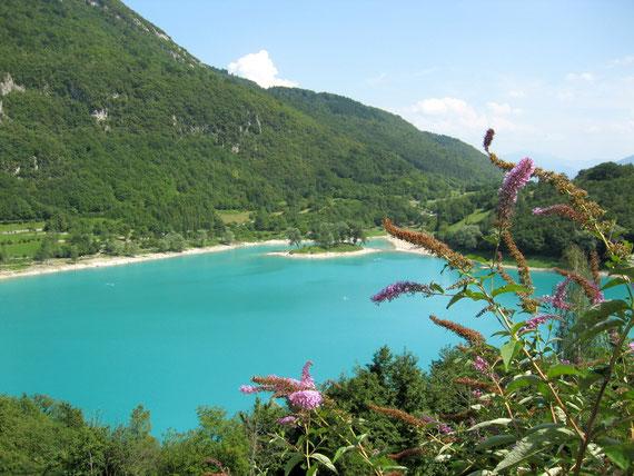 lago di tenno  550m