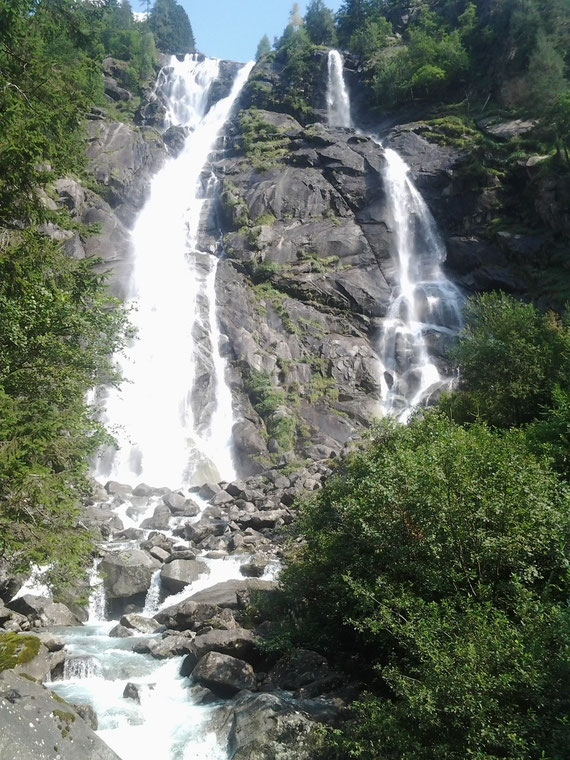 cascate del Nardis - val di genova