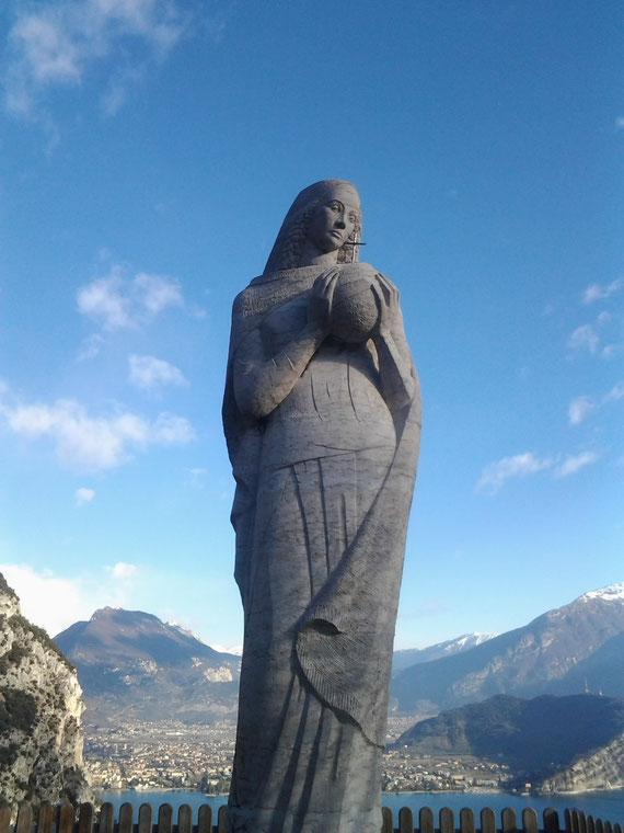 La Madonna di Pregasina