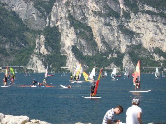 windsurf - lido di arco