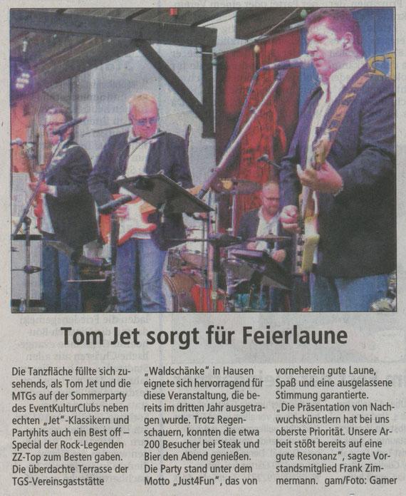 Offenbach Post, 2. Juli 2011